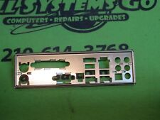 ACER H61H2-AD ATX Motherboard I/O Shield Backplate  - 1116