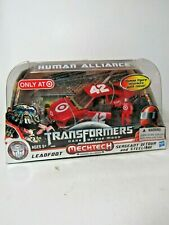 Transformers Human Alliance Dark of the Moon Leadfoot action figure Misb