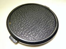 Used Lens Cap Front 58mm