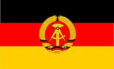 East Germany (German Democratic Republic (GDR) 5 x 3 flag  europe
