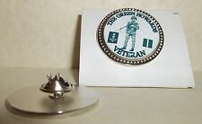 HM Armed Forces The Green Howards Veteran Lapel pin badge.