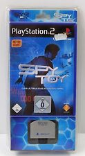 PS2 Playstation 2 - Eye Toy Spy Toy + Camera - Set - NEU NEW OVP
