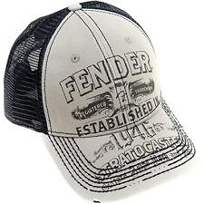 Fender 9106647000 Hat Trucker Strat Gry Onesize