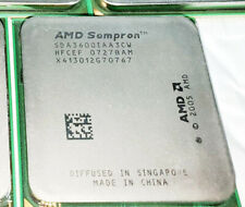 Socket AM2 CPU AMD Sempron 64 3600+ 2.0GHZ/256KB/800 HT SDA3600IAA3C Tested Good