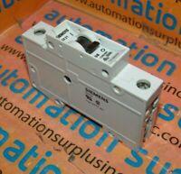 SIEMENS 5SX2205-7 circuit breaker 2 pole 0.5A