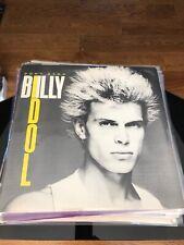 Billy Idol Don't Stop Chrysalis Records LP