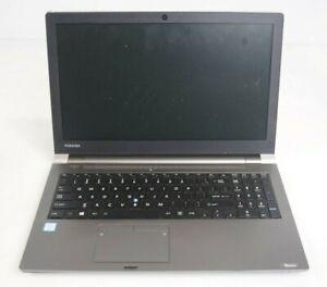 """Toshiba Tecra Z50-C 15.4"""" Intel i7-6600U 2.6GHz 16GB DDR3 WIN10COA Fair No HDD"""