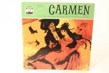 LP Vinyl Carmen E 80 436 Georges Bizet Carmen Large cross Section Classic