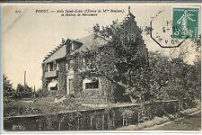 CP 78 Yvelines - Poissy - Asile Saint-Louis - La Maison de Meissonier