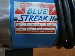Eastman Blue Streak ll 629X Fabric Cutting Machine Straight Knife
