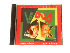 Grace Decca & Ben Decca - CD - Le Duo - T.J.R. Music CDAT 138