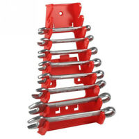 Plastic Wrench Rack Standard Organizer Holder Storage Tool Wrenches Keeper G