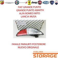 Fiat Grande Punto Alfa Mito Lancia Musa Faro Parachoques Original 51718011