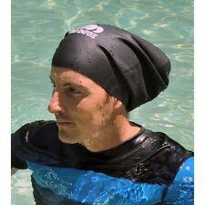 Dread Empire - Extra Large Swim Cap (Black) Dreadlocks/Braids/Weaves/Extensions