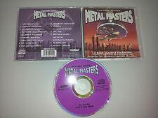 CD METAL MASTERS VOLUME THREE - TANK THOR - HEAVY METAL OUTLAWS