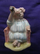 "Beswick, ""Little Pig Robinson Spying"", 1987 Version, No Box"