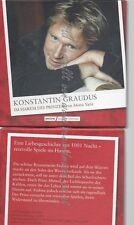 CD--MONA VARA UND KONSTANTIN GRAUDUS--IM HAREM DES PRINZENAPRIL  | AUDIOBOOK