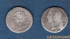Louis XV, 1715-1774 – 1/10 Ecu au Bandeau 1765 Atlier Illisible