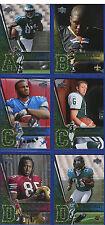2006 UPPER DECK ROOKIE PREMIERE CARD SET  (ALL 30 CARDS DISPLAYED IN SCANS)