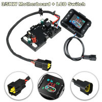 2Pcs Car Air Diesel Heater 3KW 5KW 12V Motherboard Controller Board LCD Monitor