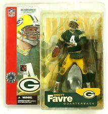 BRETT FAVRE Green Bay Packers McFarlane Sportspicks NFL Figure 2002 NIB