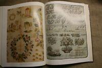 Sammlerbuch Gestickte Bilderbogen, Stickmustertücher, Mustertücher, Vorlagen