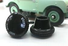 Land Rover Serie 1 SALPICADERO HERREROS control de la calefacción Calidad