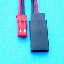 1 x JST Male Plug To Futaba Female Connector Battery Conversion Cable