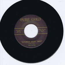 Doug Clayton-Saturday Night Twist/Sally Ann-Hot ROCKABILLIES-NEW REPRO