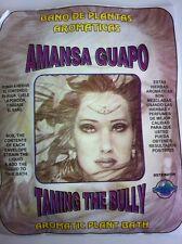 SPIRITUAL AROMATIC PLANT BATH ( PLANTOS AROMATICOS ) TAME THE BULLY AMANZA GUAPO