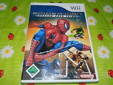 Nintendo Wii-Spiderman-Ami ou ennemi-occasion excellent état