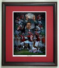 Alabama football Daniel Moore Crimson Tradition 2009 National Championship