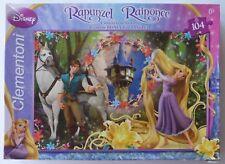 Clementoni Disney Rapunzel Tangled 104 Piece Jigsaw Puzzle Age 6+