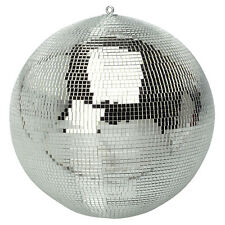 "Soundlab 400 MM 16"" Large Miroir Boule Paillettes Mousseux MIRRORBALL DISCO DJ"