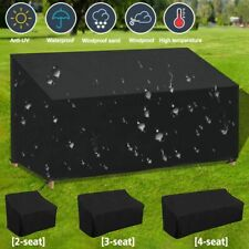 Waterproof Furniture Cover Chair Dust Rain Cover For Outdoor Garden Patio