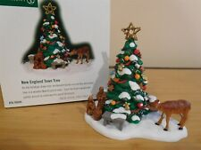 Dept 56 New England Village - New England Town Tree