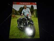 Jampot Journel of AJS & Matchless Owners Club Issue 710 September 2011