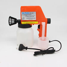 New Electric Household Paint Sprayer House Fence Airless Spray Gun Room Painting