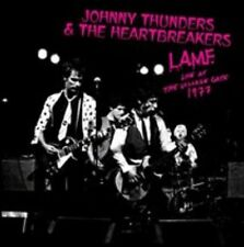 L.A.M.F.: Live at the Village Gate, 1977 by Johnny Thunders/Johnny Thunders & the Heartbreakers (CD, Oct-2015, Cleopatra)