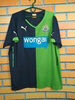 Newcastle United Jersey 2014 2015 Third 3rd L Shirt Mens Football Soccer Puma