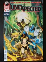The UNEXPECTED #1 (2018 DC Universe Comics) ~ VF/NM Book