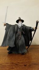 Lord Of The Rings Gandalf The Grey Action Figure  Complete Toybiz
