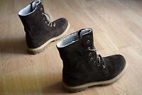 Timberland Teddy Fleece 37,5 38 39 40 41 Waterproof Stiefel 8314A Boots 6-inch