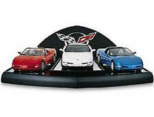 Franklin Mint - set Corvette 3 Pieza b20zg81 NEU