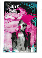 Punk Mambo Valiant Comics #1 NM- 9.2 Cover B Sci-Fi/Fantasy 2019 Shadowman