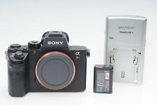 Sony Alpha a7RII Mirrorless Digital Camera Body (a7R II)                    #889