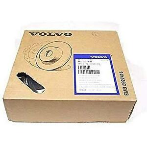 Genuine Volvo Front Brake Rotor Kit  V40 V40CC 31400818