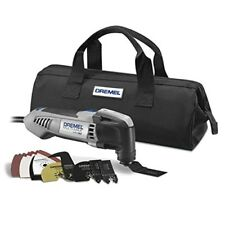 Dremel MM30-04 Multi-Max 3.3-Amp Oscillating Tool Kit with Integrated Quick-Rele