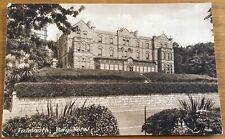 Vintage Postcard Falmouth Bay Hotel 1935