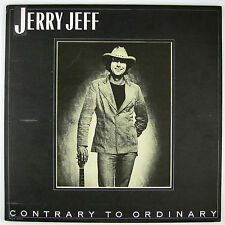 JERRY JEFF WALKER Contrary To Ordinary LP 1978OUTLAW COUNTRY NM- NM-